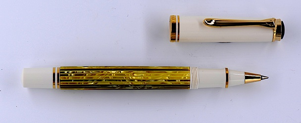 image for Pelikan R400 White Tortoise