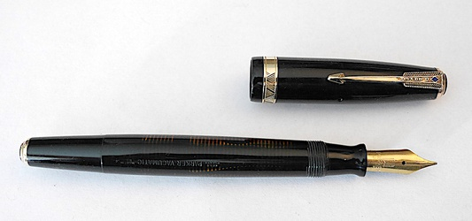 image for Parker Double Jewel Vacumatic Major