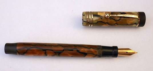 image for Parker Duofold DeLuxe