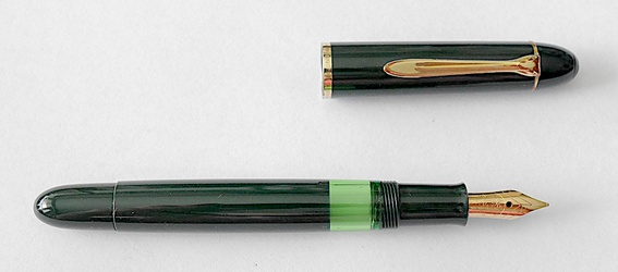 image for Pelikan forest green 140