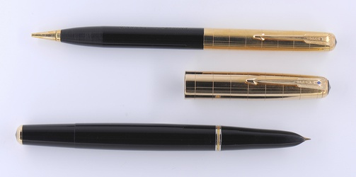 "image for Parker Vacumatic ""51"" Heirloom Windowpane Set"
