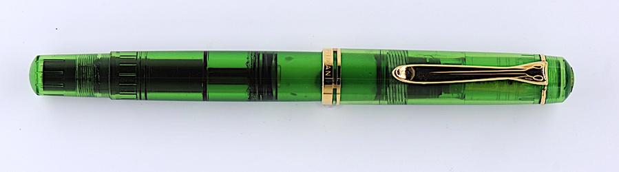 image for Pelikan M200 Green Transparent