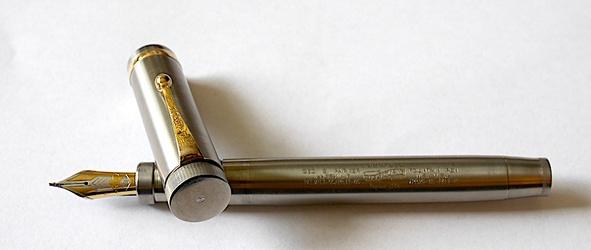 image for Chris Thompson Parker Replica Duofold Senior Replica