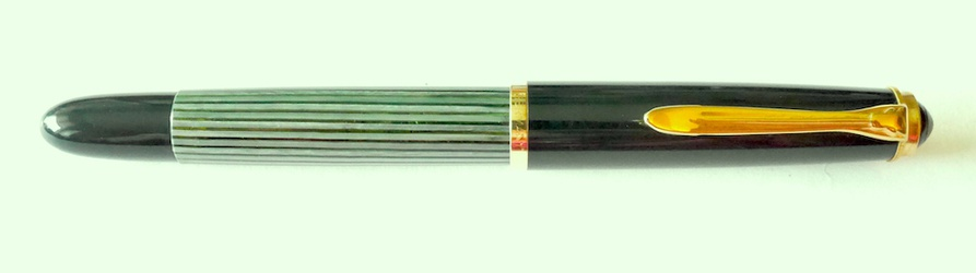 image for Pelikan Green on green 400NN