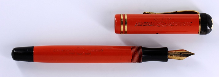 image for Montblanc No. 20 Coral Masterpiece