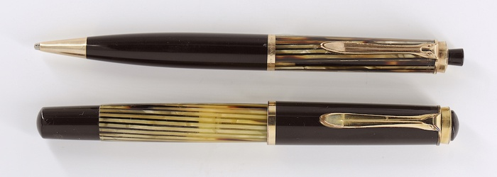 image for Pelikan 400/450 Brown tortoise (Set)