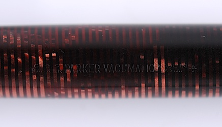 image for Parker Oversized Vacumatic